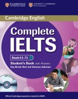 Complete IELTS C1 Student´s Book with answers with CD-ROM