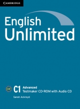 English Unlimited Advanced Testmaker CD-ROM & Audio CD