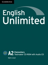 English Unlimited Elementary Testmaker CD-ROM & Audio CD
