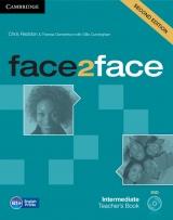 face2face 2nd Edition Intermediate Teacher´s Book with DVD