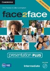 face2face 2nd Edition Intermediate Presentation Plus DVD-ROM