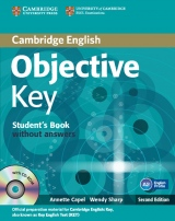 Objective Key 2nd Edition For Schools Pack without answers (Student´s Book with CD-ROM and Practice Test Booklet)
