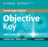 Objective Key 2nd Edition Class Audio CDs (2)
