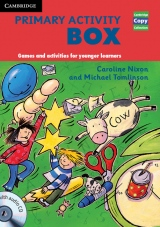Primary Activity Box Book + Audio CD