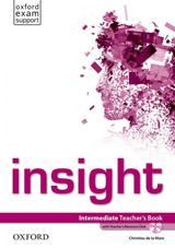 Insight Intermediate Teacher´s Book and Teacher´s Resource MultiROM Pack