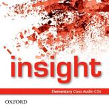 Insight Elementary Class Audio CDs (3)