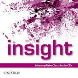 Insight Pre-Intermediate Class Audio CDs (3)