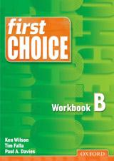 First Choice Workbook B