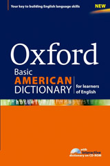 Oxford American Basic Dictionary with CD-ROM