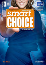 Smart Choice 1 (2nd Edition) MultiPACK B (Student´ Book B, Workbook B with Digital Practice)
