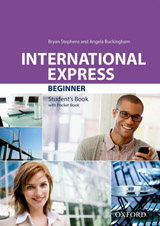 International Express Beginner (3rd Edition) Student´s Book Pack