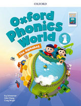 Oxford Phonics World 1 Student´s Book with App Pack
