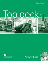 Top Deck 1 Activity Book with Pupil´s CD-ROM