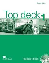 Top Deck 1 Teacher´s Book with Teacher´s Resource CD