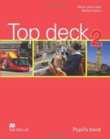 Top Deck 2 Pupil´s Book