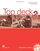 Top Deck 2 Teacher´s Book and Teacher´s Resource CD Pack