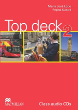 Top Deck 2 Class Audio CD