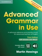 Advanced Grammar in Use (3rd Edition) with Answers & Interactive eBook