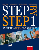 Step by Step 1 Učebnice + mp3 ke ztažení zdarma
