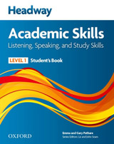 Headway Academic Skills 1 Listening, Speaking and Study Skills Student´s Book with Online Practice