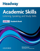 Headway Academic Skills 3 Listening, Speaking and Study Skills Student´s Book with Online Practice