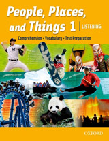People, Places, and Things Listening 1 Student´s Book