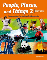 People, Places, and Things Listening 2 Student´s Book