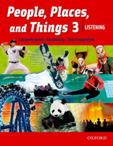 People, Places, and Things Listening 3 Student´s Book