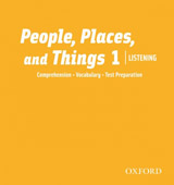 People, Places, and Things Listening 1 Audio CDs (2)