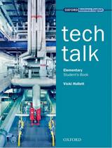 TECH TALK ELEMENTARY STUDENT´S BOOK