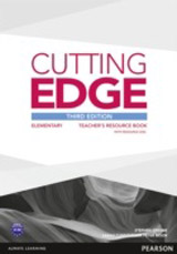 Cutting Edge Elementary (3rd Edition) Teacher´s Book with Multi-ROM