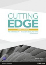 Cutting Edge Pre-Intermediate (3rd Edition) Teacher´s Book with Multi-ROM