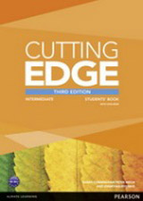 Cutting Edge Intermediate (3rd Edition) Student´s Book with Class Audio & Video DVD