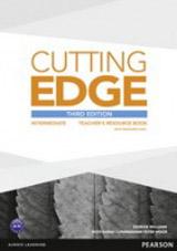 Cutting Edge Intermediate (3rd Edition) Teacher´s Book with Multi-ROM