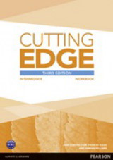 Cutting Edge Intermediate (3rd Edition) Workbook without Key with Audio Download
