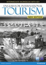 English for International Tourism Intermediate (New Edition) Workbook with Key & Audio CD