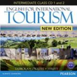 English for International Tourism Intermediate (New Edition) Class Audio CD