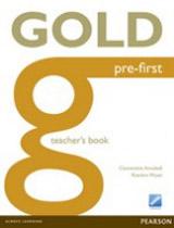 Gold Pre-First Teacher´s Book