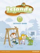 Islands 1 Activity Book with Online Access
