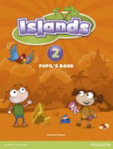 Islands 2 Pupil´s Book with Online Access