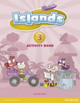 Islands 3 Activity Book with Online Access