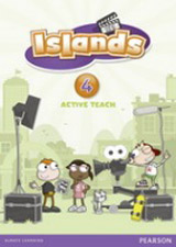 Islands 4 ActiveTeach (Interactive Whiteboard Software)