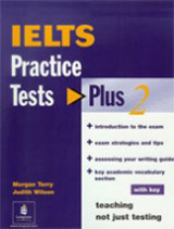 IELTS Practice Tests Plus 2 with Answer Key