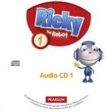 Ricky The Robot 1 Audio CD