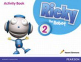 Ricky The Robot 2 Activity Book