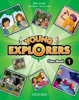 Young Explorers 1 Class Book
