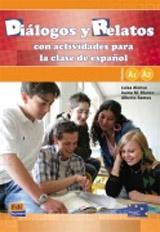 Diálogos y relatos (A1 + A2): Libro + CD