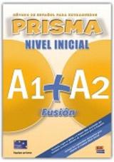 Prisma Fusión Inicial (A1+A2) Libro del alumno + CD
