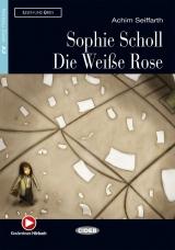 BLACK CAT - SOPHIE SCHOLL - DIE WEISE ROSE + CD (A2)