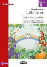 BLACK CAT FACILE A LIRE 1 - L´ETOILE ET LE COULEURS